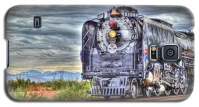 Steam Train No 844 Galaxy S5 Case