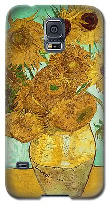 Card Galaxy S5 Cases