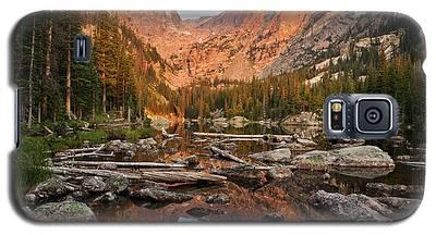 Dream Lake Sunrise Galaxy S5 Case