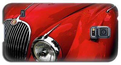 Red Jaguar Galaxy S5 Case