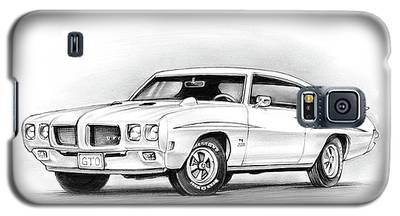 1970 Pontiac Gto Judge Galaxy S5 Case