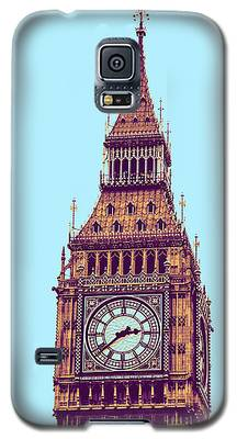 Big Ben Galaxy S5 Cases