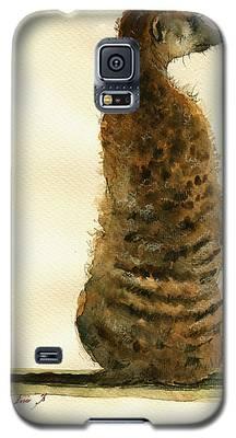 Meerkat Galaxy S5 Cases