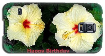 Happy Birthday Galaxy S5 Case