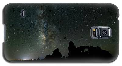 The Milky Way Galaxy S5 Case