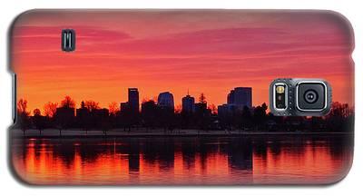 A Denver Morning Galaxy S5 Case