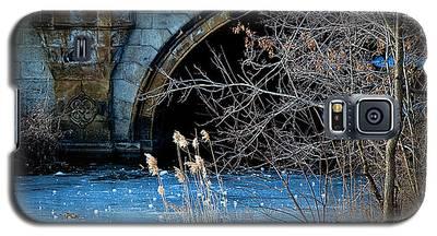 A Frozen Corner In Central Park Galaxy S5 Case