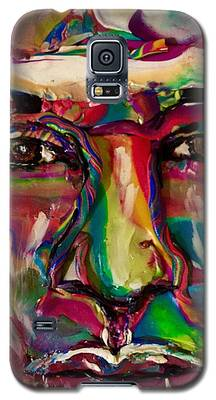 A New Man Galaxy S5 Case