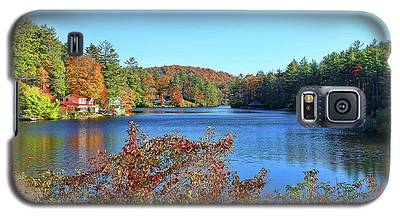 A North Carolina Autumn Galaxy S5 Case