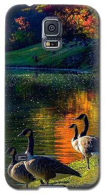 A Place In The Sun Galaxy S5 Case