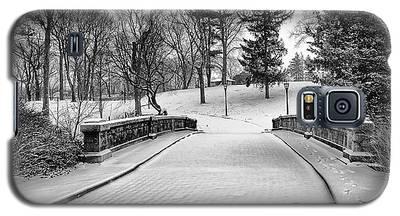 A Walk In The Snow Galaxy S5 Case