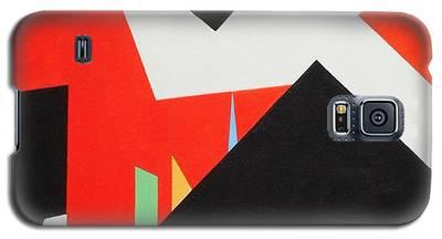 A Walk Through The Village Galaxy S5 Case