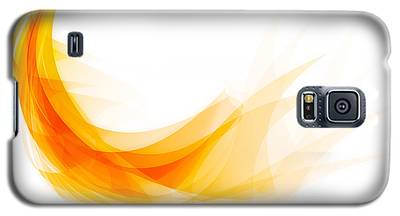 Abstract Paintings Galaxy S5 Cases