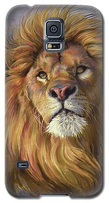 African Lion Galaxy S5 Case