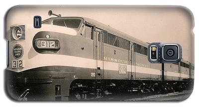 Alcoa Ge Freight Locomotive Galaxy S5 Case