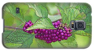 American Beautyberry Galaxy S5 Case