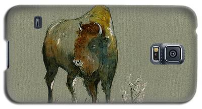 Buffalo Galaxy S5 Cases