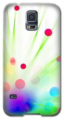 Among The Wildflowers Galaxy S5 Case