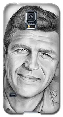 Andy Griffith Galaxy S5 Case