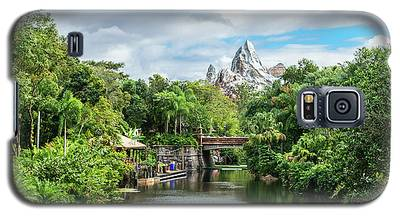 Expedition Everest Galaxy S5 Case