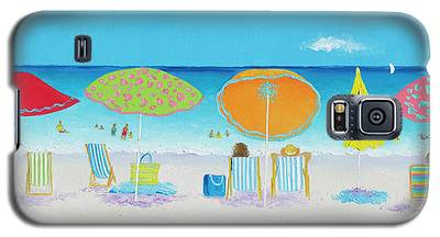 Another Perfect Beach Day Galaxy S5 Case