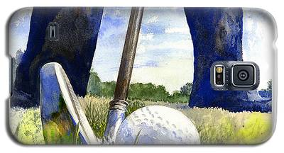 Golf Galaxy S5 Cases