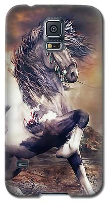 Apache War Horse Galaxy S5 Case