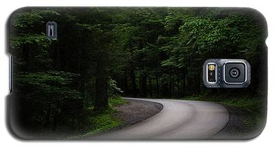 Around The Bend Galaxy S5 Case