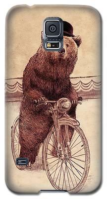 Bear Galaxy S5 Cases