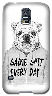 Dog Galaxy S5 Cases