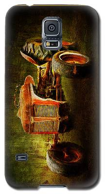 Ferguson Waiting On Lagest Galaxy S5 Case
