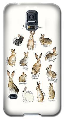 Rabbit Galaxy S5 Cases