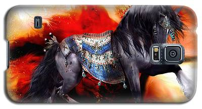 Kachina Hopi Spirit Horse  Galaxy S5 Case