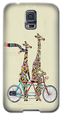 Vintage Paintings Galaxy S5 Cases