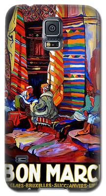 Au Bon Marche Galaxy S5 Case
