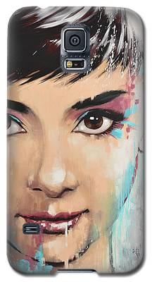 Audrey Galaxy S5 Case