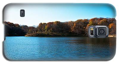 Autumn The In Loess Hills Galaxy S5 Case