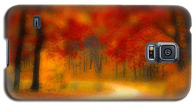 Autumn's Promise Galaxy S5 Case