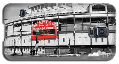 Wrigley Field Galaxy S5 Cases