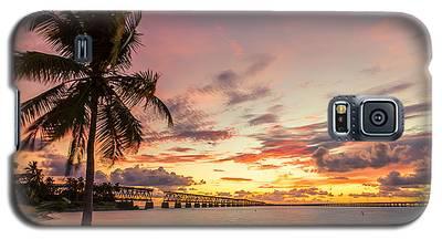Bahia Honda State Park Sunset Galaxy S5 Case