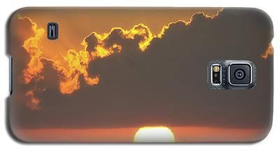 Ball Of Fire Galaxy S5 Case