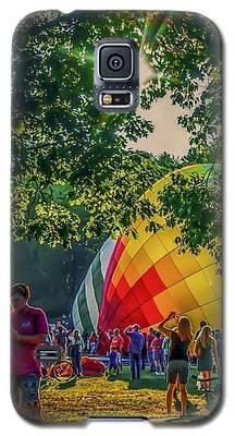 Balloon Fest Spirit Galaxy S5 Case
