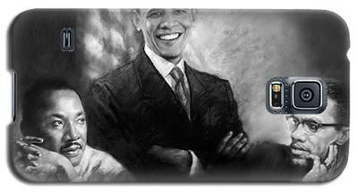 Barack Obama Galaxy S5 Cases