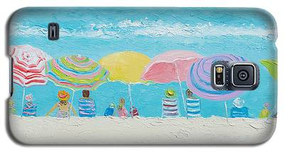 Beach Painting - Color Of Summer Galaxy S5 Case