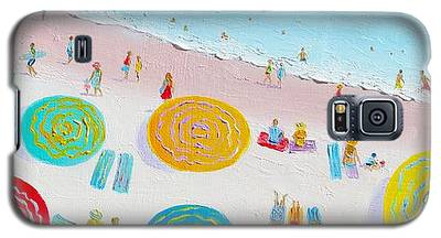 Beach Painting - The Simple Life Galaxy S5 Case
