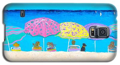 Beach Sands Perfect Tans Galaxy S5 Case