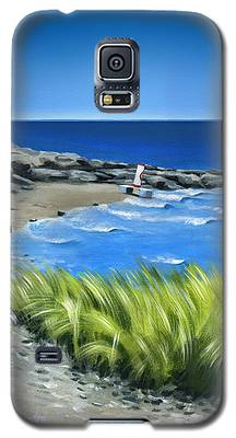 Beached Buoy Galaxy S5 Case