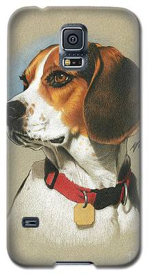 Beagle Galaxy S5 Cases