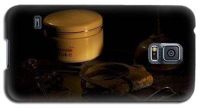 Beauty Cream Galaxy S5 Case