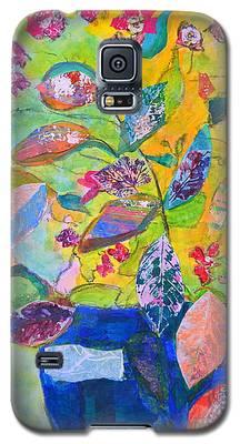 Begonias Galaxy S5 Case